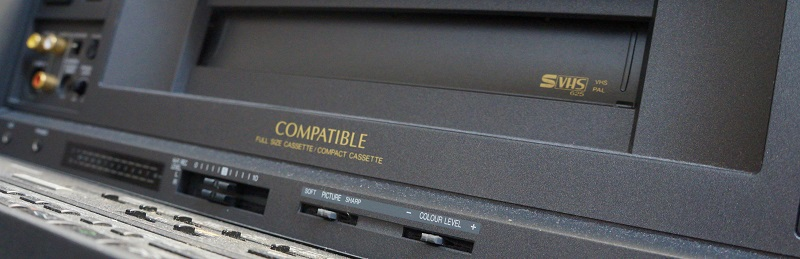 S-VHS Machine