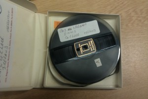 A Sony V-60H high density video tape