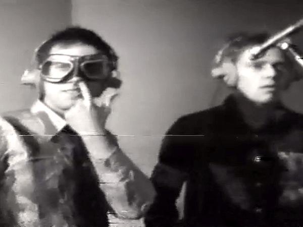 1/2″ EIAJ video tape – aesthetic glitches