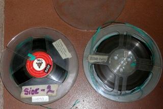 original master tapes - Courtyard Music Group