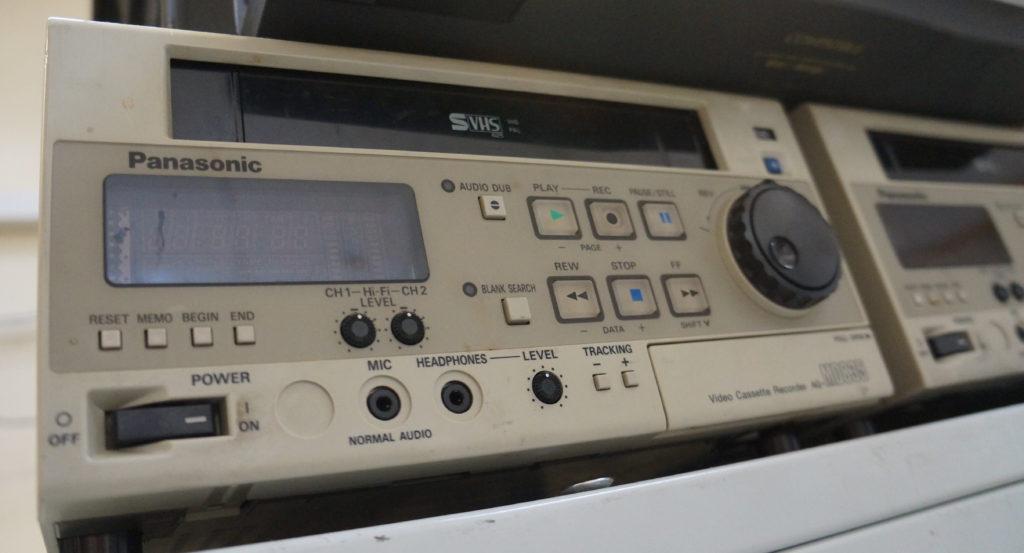S-VHS-Machine-Great-Bear-Analogue-Digital-Media