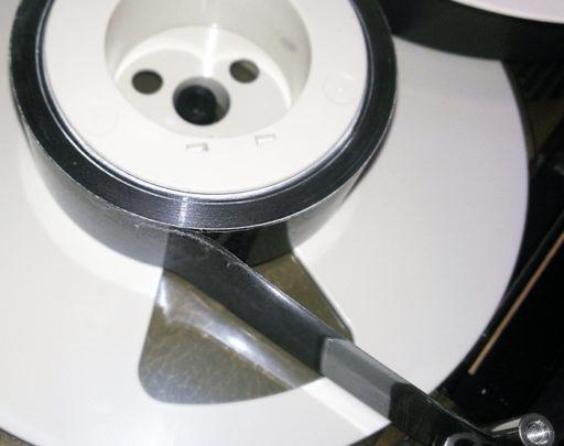 mouldy tape